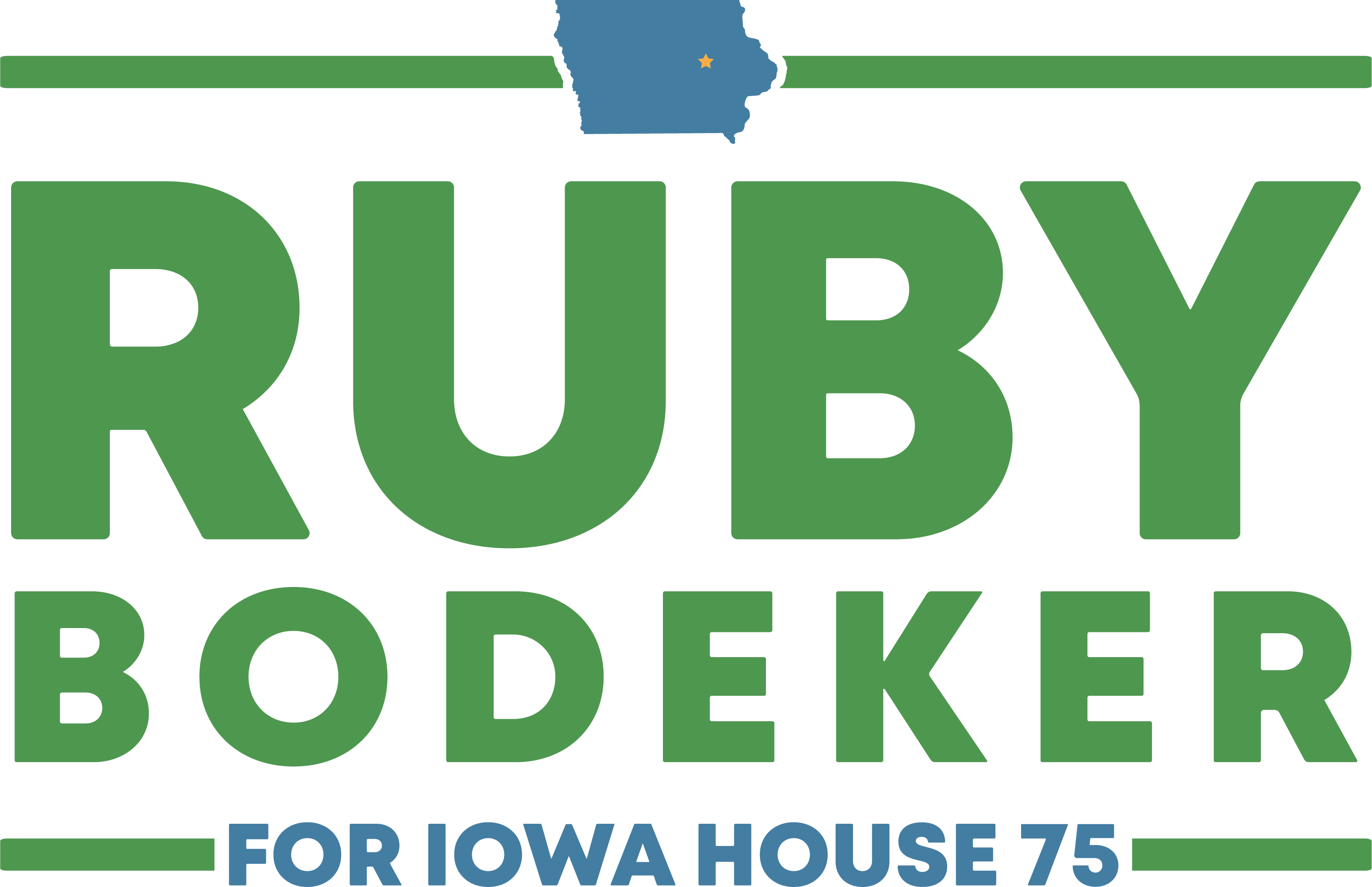 Ruby Bodeker for Iowa