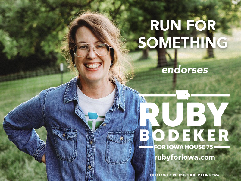 Run for Something endorses Ruby Bodeker